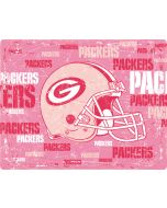 Green Bay Packers - Blast Pink Yoga 910 2-in-1 14in Touch-Screen Skin
