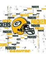 Green Bay Packers - Blast Yoga 910 2-in-1 14in Touch-Screen Skin