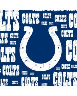 Indianapolis Colts Blue Blast Yoga 910 2-in-1 14in Touch-Screen Skin