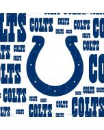 Indianapolis Colts White Blast Dell XPS Skin
