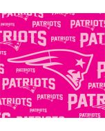 New England Patriots - Blast Pink Apple AirPods Skin