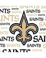 New Orleans Saints Gold Blast Amazon Fire TV Skin