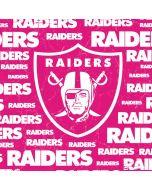 Las Vegas Raiders Pink Blast Apple iPad Skin