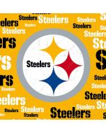 Pittsburgh Steelers Yellow Blast Apple iPad Air Skin