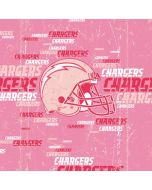 Los Angeles Chargers - Blast Pink Amazon Echo Skin