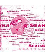 Seattle Seahawks - Blast Pink Apple iPad Skin