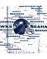 Seattle Seahawks - Blast White Xbox 360 Wireless Controller Skin