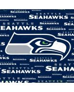 Seattle Seahawks Blue Blast Apple iPad Skin