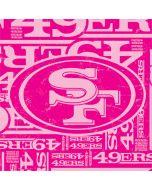 San Francisco 49ers - Blast Pink Nintendo Switch Bundle Skin