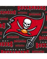 Tampa Bay Buccaneers Grey Blast Apple iPad Skin