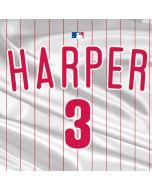 Philadelphia Phillies Harper #3 Moto G6 Skin