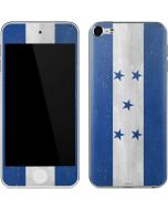 Honduras Flag Distressed Apple iPod Skin