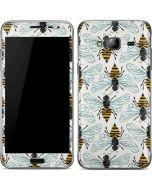 Honey Bee Galaxy J3 Skin