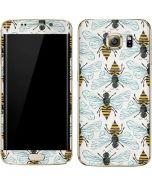 Honey Bee Galaxy S7 Edge Skin
