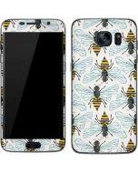 Honey Bee Galaxy S7 Skin