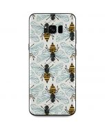 Honey Bee Galaxy S8 Skin