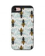 Honey Bee iPhone 7 Wallet Case