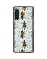 Honey Bee LG Velvet Clear Case