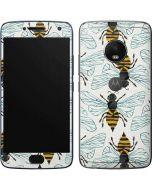 Honey Bee Moto G5 Plus Skin