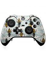 Honey Bee Xbox One Elite Controller Skin