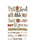 Peter Horjus - Trust In the Lord LifeProof Nuud iPhone Skin
