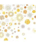 Peter Horjus - Sun Collage Apple iPod Skin