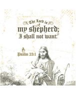 Psalm 23:1 Apple iPad Skin