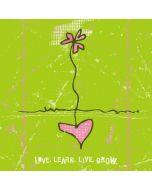 Love.Learn.Live.Grow Nintendo Switch Pro Controller Skin