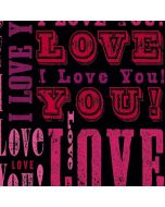 I Love You! Galaxy S10 Plus Lite Case