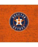 Houston Astros Distressed Xbox One Console Skin