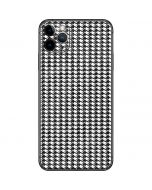 Houndstooth Black/White iPhone 11 Pro Max Skin