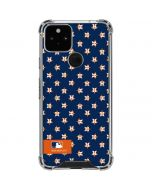 Houston Astros Full Count Google Pixel 5 Clear Case