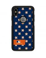 Houston Astros Full Count Otterbox Commuter iPhone Skin