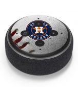 Houston Astros Game Ball Amazon Echo Dot Skin