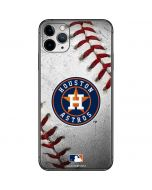 Houston Astros Game Ball iPhone 11 Pro Max Skin