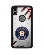 Houston Astros Game Ball Otterbox Commuter iPhone Skin