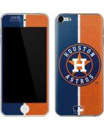 Houston Astros Split Apple iPod Skin