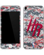 Houston Rockets Digi Camo Apple iPod Skin