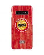 Houston Rockets Hardwood Classics Galaxy S10 Plus Lite Case