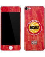 Houston Rockets Hardwood Classics Apple iPod Skin