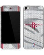Houston Rockets Home Jersey Apple iPod Skin