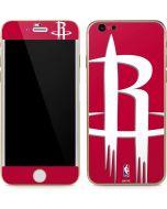 Houston Rockets Large Logo iPhone 6/6s Skin