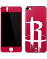 Houston Rockets Large Logo Apple iPod Skin