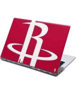 Houston Rockets Large Logo Yoga 910 2-in-1 14in Touch-Screen Skin