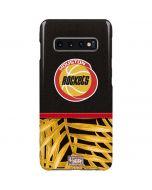 Houston Rockets Retro Palms Galaxy S10 Plus Lite Case
