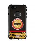 Houston Rockets Retro Palms iPhone 6/6s Waterproof Case