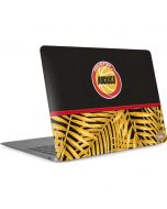 Houston Rockets Retro Palms Apple MacBook Air Skin