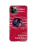 Houston Texans - Blast iPhone 11 Pro Max Lite Case