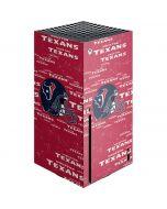 Houston Texans - Blast Xbox Series X Console Skin