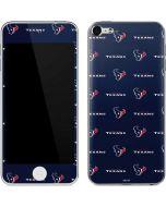 Houston Texans Blitz Series Apple iPod Skin
